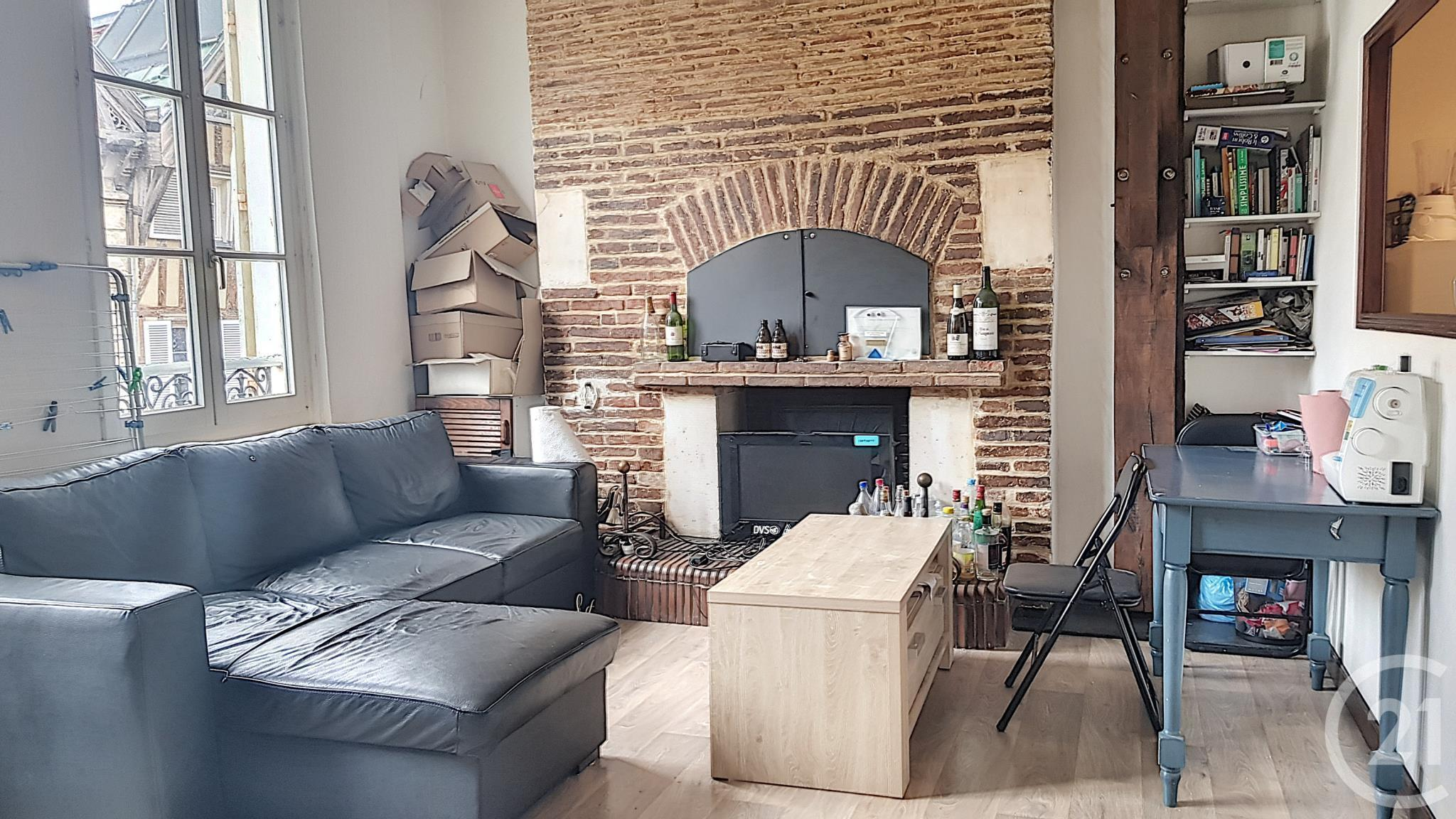 Appartement F3 à vendre - 4 pièces - 67 m2 - TROYES - 10 - CHAMPAGNE-ARDENNE