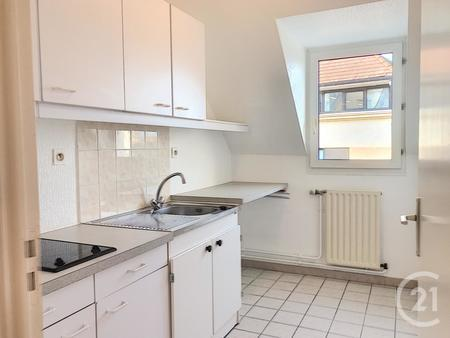 Appartement F2 à louer - 2 pièces - 46 m2 - TROYES - 10 - CHAMPAGNE-ARDENNE