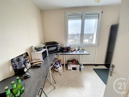 Appartement F2 à louer - 2 pièces - 47,0 m2 - TROYES - 10 - CHAMPAGNE-ARDENNE