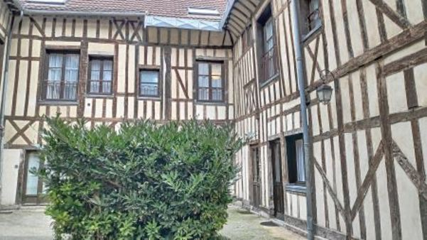 appartement à louer - 1 pièce - 18 m2 - TROYES - 10 - CHAMPAGNE-ARDENNE