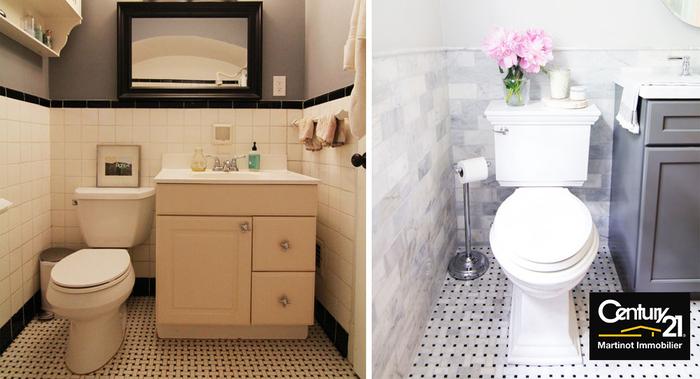 Comment Rénover Une Salle De Bains Sans Faire De Grands Travaux - Comment renover une salle de bain
